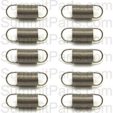 10PK - DRAIN VALVE SPRING FOR WASCOMAT WASHER W75 W125 W185 - 781801, 780107