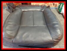 F150 FRONT DRIVER LEFT SIDE SEAT CUSHION BLACK  LEATHER