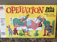 Operation Game Replacement Parts & Pieces 1965 Vintage Funatomy Milton Bradley