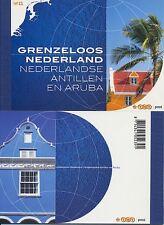 NIEDERLANDE - 2008 PRESTIGE MARKENHEFT MH N° 21 GRENZENLOSE NIEDERLANDE MH 75 **
