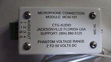 CTGaudio CEILING MICROPHONE CM-01