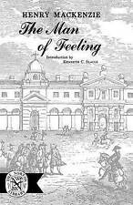 Man of Feeling (The Norton Library)-ExLibrary