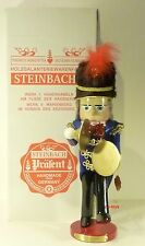 "Steinbach German Wooden Big Nutcracker ""Ringmaster� S1798 Signed New Clubmember"