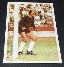 SCHNOOR HAMBOURG HAMBURG HSV FUSSBALL 1966 1967 FOOTBALL CARD BUNDESLIGA PANINI