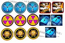 TOTAL NUCLEAR Annihilation PINBALL DELUXE Target Cushioned Armour NEW FOR 2018