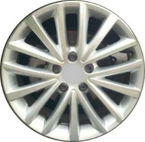 """Volkswagen Jetta 2012 2013 2014 2015 2016 17"""" OEM Replacement Rim  5C0601025AH8Z"""
