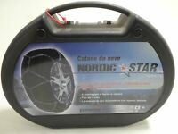 Snow Chains Snow Chain Pewag Nordic Star 9mm 145/80-12 155/65-13 165/60-13