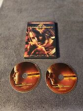 The Hunger Games (DVD, 2012, 2-Disc Set) 100% Complete!