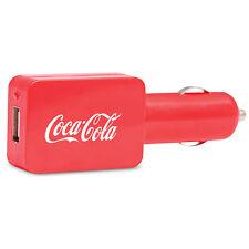 COCA COLA COKE USB Auto Car Adaptor NEW Free Shipping!