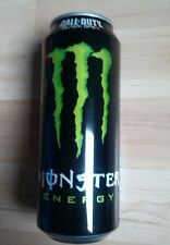 1 Volle Energy drink Dose # Monster Call of Duty Black Ops 3 Holland # NEW Can
