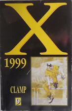 MANGA X 1999 N.9 STUDIO CLAMP JADE EDIPERIODICI