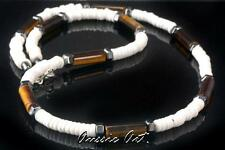 Tiger's Eye Choker Chains & Necklaces for Men
