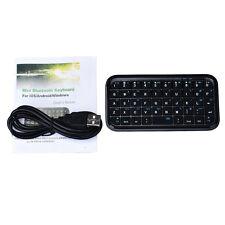 Mini Bluetooth Wireless Keyboard For iPad-Laptop PC Android Tab PS3 BK Premium