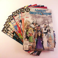 Advanced Dungeons & Dragons Set of 11 (#1-11) VF/VFNM Duursema