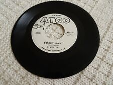 GINNY ZEE  BOBBY BABY/YOU CAN'T IMAGINE ATCO 6218 M- TEEN