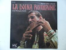 La doina Roumanie GHEORGHE ZAMFIR FLDX 544