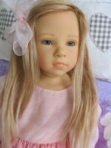 poupée de collection artiste Elisabeth Lindner pour GOTZ