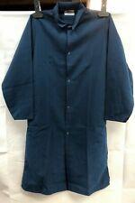Best Textiles 413811 Unisex No Pocket Butcher Frock Navy Large- Lot Of 2