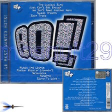 "ONE SHOT '80 ""80!!"" RARO CD 2002 - FUORI CATALOGO"