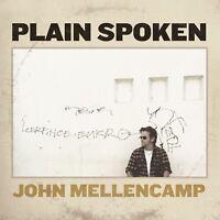JOHN MELLENCAMP - PLAIN SPOKEN  CD NEU