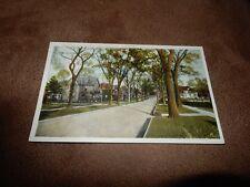 Early Canadian postcard - Chatham Street - Brantford Ontario