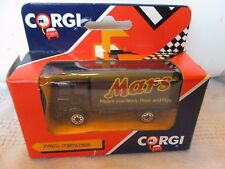 Vintage Corgi Mars Iveco Container Truck in the original box
