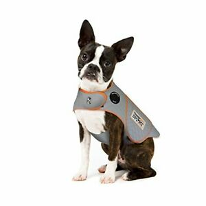 ThunderShirt for Dogs X Small Platinum Sport - Dog Anxiety Vest