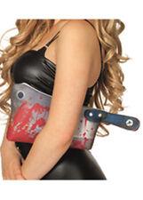 Halloween Bloody Knife Bag Zombie Purse