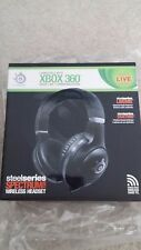 SteelSeries Spectrum 7XB Black Headband Headsets for Microsoft Xbox 360