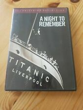 A Night to Remember - Original Criterion Collection DVD Special Edition
