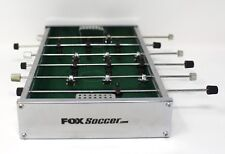 FOX Sports Plus Channel Promo Soccer Tabletop Mini Foosball Kicker Game toy New