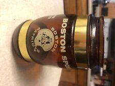 Vintage Sport Brown Barrel Mug