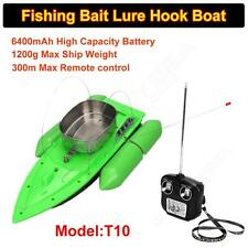Bait Boat Carp Fishing Bait Boat RC Boilies Runtime 8Hours T10 Anti Grass Wind