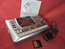 Yamaha QY100 Mobile Sequencer w/ 16MB memory card, Power Supply AC100-240V F/S