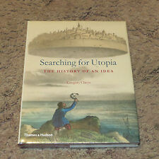 Searching for Utopia : The History of an Idea by Gregory Claeys (2011,...
