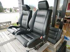 Bmw E30 Sitze Sport Leder schwarz M3 Cabrio