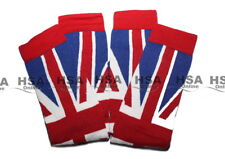 Mens Union Jack Flag Socks,England Cotton Rich Socks,UK6-11, Christmas Gift