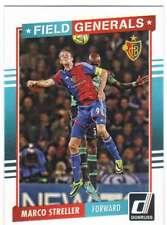2015 Panini Donruss Soccer Field Generals #9 Marco Streller FC Basel 1893