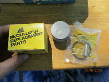 NOS McCULLOCH PM 510 Chainsaw Piston With Rings 91704