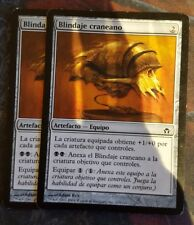 Mtg cranial plating  x 2 great condition