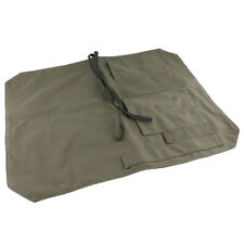Green Canvas Chefs Knife Bag Roll Carry Case Kitchen Tools Storage Protector