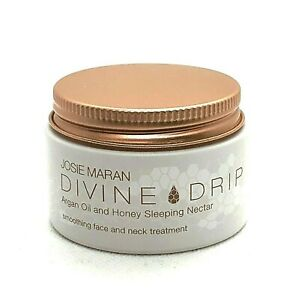 Josie Maran Divine Drip Argan Oil Honey Sleeping Nectar Cream 1.6 oz / 45 gram