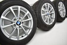 Original BMW 3er F30 F31 4er F32 F33 Winterräder 16 Zoll 390 Winterreifen 7 mm