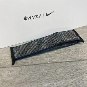 GENUINE Apple Watch Nike Hyper Crimson / Neptune green Sport Loop 38mm/40mm