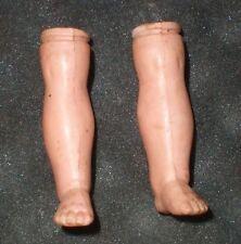 Celluloideinbindeunterbeine  f. Lederkörper 7,7 cm/ celluloid lower legs 7.7