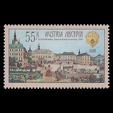 Austria 2006 - Old Austria Architecture Castle - Sc 2075 MNH