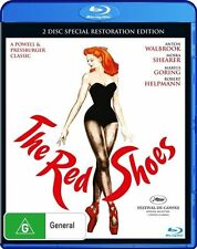 The Red Shoes (Blu-ray, 2010, 2-Disc Set)