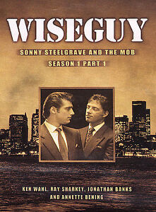 Wiseguy - Sonny Steelgrave and the Mob [Season 1 Part 1] - Free Shipping