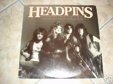 Headpins - Line of fire - LP 1983