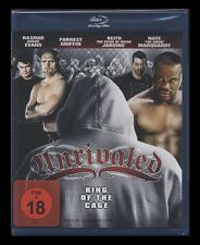 BLU-RAY UNRIVALED - KING OF THE CAGE - FSK 18 - UFC FIGHTER *** NEU ***